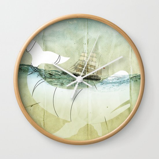 The crusade Wall Clock
