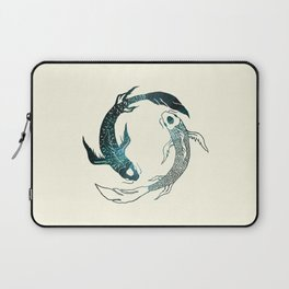 Balance in the Universe Laptop Sleeve