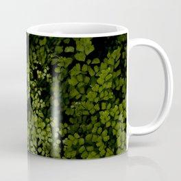 Small leaves Coffee Mug