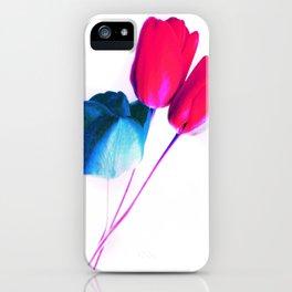 Spring Trio iPhone Case
