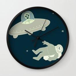 Murder in Space, She Drew Wall Clock