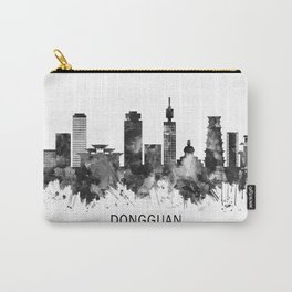 Dongguan China Skyline BW Carry-All Pouch