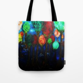 All The Possibilities Tote Bag