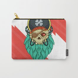 Pixel Pirate Carry-All Pouch