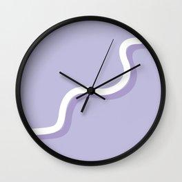 Geometric Calendar - Day 23 Wall Clock