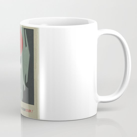 mario bros 4 fan art Mug