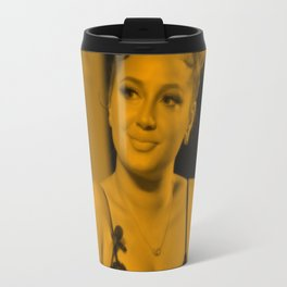 Adrienne Bailon - Celebrity Travel Mug