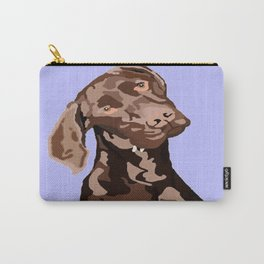 What's Up Dog? Carry-All Pouch