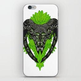 Greenhorn iPhone Skin