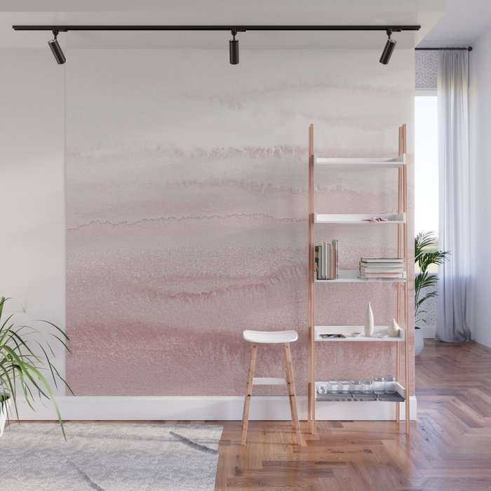 WITHIN THE TIDES - BALLERINA BLUSH Wall Mural