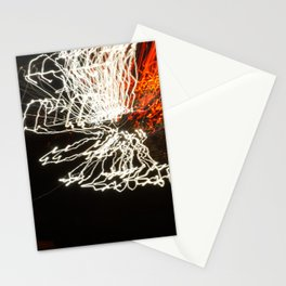 Wingz of Steel [Lightz.02] Stationery Cards