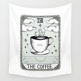 The Coffee Wall Tapestry