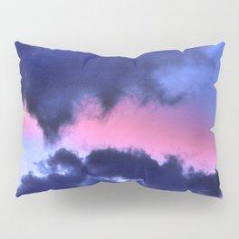 Clouds - Twilight Summer #1 #sunset #decor #art #society6 Pillow Sham