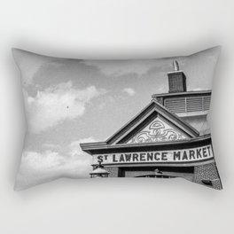 St.Lawrence market Rectangular Pillow