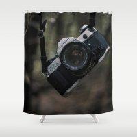 film Shower Curtains featuring Film  by Gunjan Marwah
