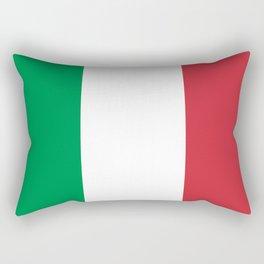 Flag of Italy Rectangular Pillow