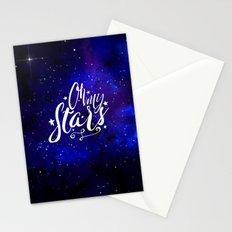 Oh My Stars Stationery Cards