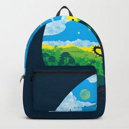 Mystical City Backpack