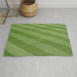 Play Ball! - Freshly Cut Grass - For Bar or Bedroom Rug