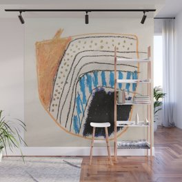 Party Frolic Wall Mural