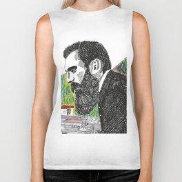 Theodor Herzl - Basel Biker Tank