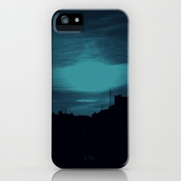 Day Is The New Night iPhone Case