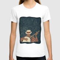 banjo T-shirts featuring Banjo by Aquamarine Studio