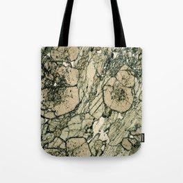 Garnet Crystals Tote Bag