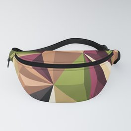 Polygon 4 Fanny Pack
