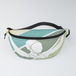 Water Polo Vintage Waterfootball Pool Ball Fanny Pack