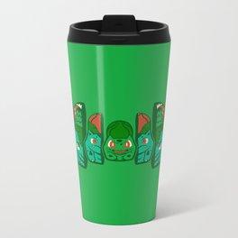 Poketryoshka - Grass Type Metal Travel Mug