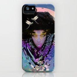 •• INGA •• iPhone Case
