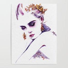 La fleur Poster