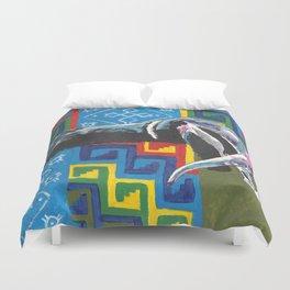 Anteater Duvet Cover
