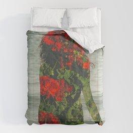 Double Exposure 2 Comforters