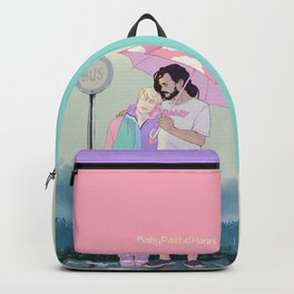 Baby Pastel Hanni Summer Rain Backpack