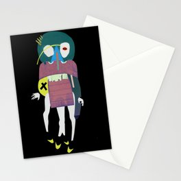 Collectivism #1 Stationery Cards
