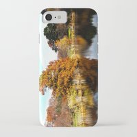 arnold iPhone & iPod Cases featuring Arnold Arboretum by Christopher Richards