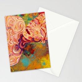 Flower of Amaranth Stationery Cards