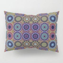 Mandala Sampler Pillow Sham