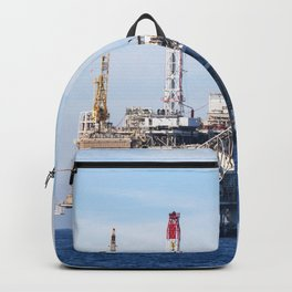 Oil Rig Backpack