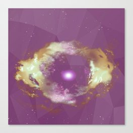 SUPER NOVA Canvas Print