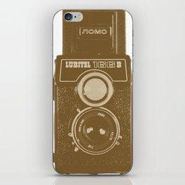 Lubitel Camera iPhone Skin