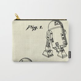 Robot R2D2-1979 Carry-All Pouch