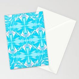 Crystal Blue- AMP Stationery Cards