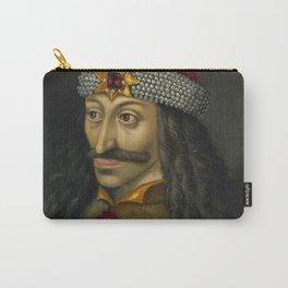 Vlad the Impaler Portrait Carry-All Pouch