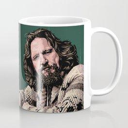 The Dude by STENZSKULL Coffee Mug