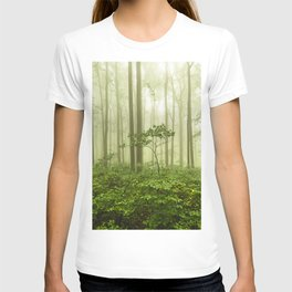 Dreaming of Appalachia - Nature Photography Digital Landscape T-shirt