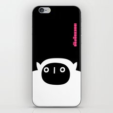 Marble marvel : idokungfoo.com iPhone & iPod Skin