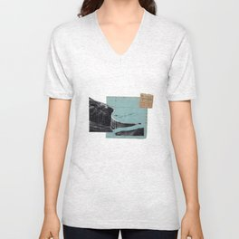 Salvage Unisex V-Neck